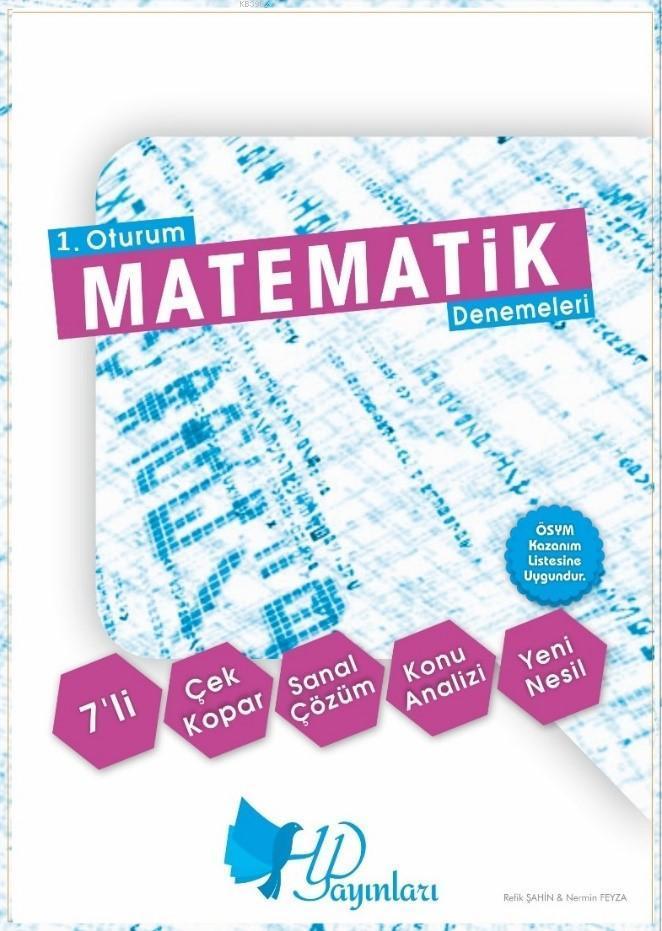 HYD TYT Matematik 7 Deneme Yeni