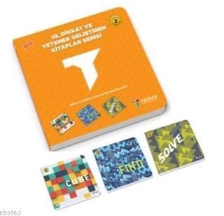IQ Dikkat ve Yetenek Geliştiren Kitaplar Serisi (7-8-9 Yaş) (9 Kitap Takım)