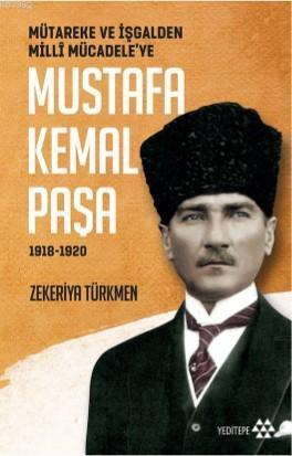 Mustafa Kemal Paşa; Mutareke ve İşgalden Milli Mücadele'ye