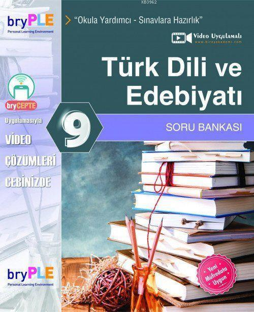 2019 9. Sınıf Türk Dili ve Edebiyatı Soru Bankası; Birey PLE