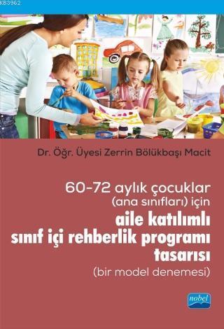 60-72 Aylık Çocuklar (Ana Sınıfları) İçin Aile Katılımlı; Sınıf İçi  Rehberlik Programı Tasarısı (Bir Model Denemesi)