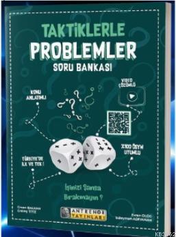 TYT Problemler Soru Bankası Antrenör Yayınları