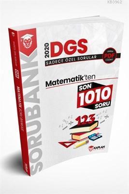2020 DGS Matematik'ten Sadece Özel Sorular Tamamı PDF Çözümlü Son 1010 Soru