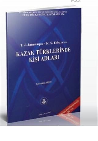 Kazak Türklerinde Kişi Adları