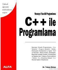 C++ İle Programlama