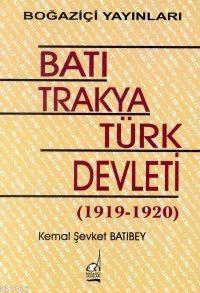Batı Trakya Türk Devleti (1919-1920)