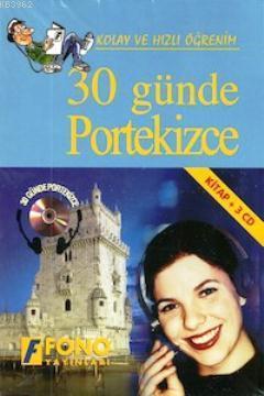 30 Günde Portekizce Kolay ve Hızlı Öğretim