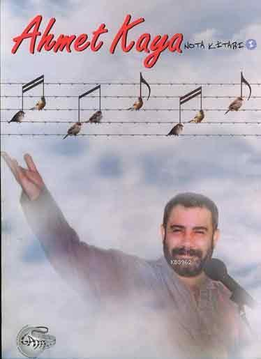 Ahmet Kaya Nota Kitabı-1