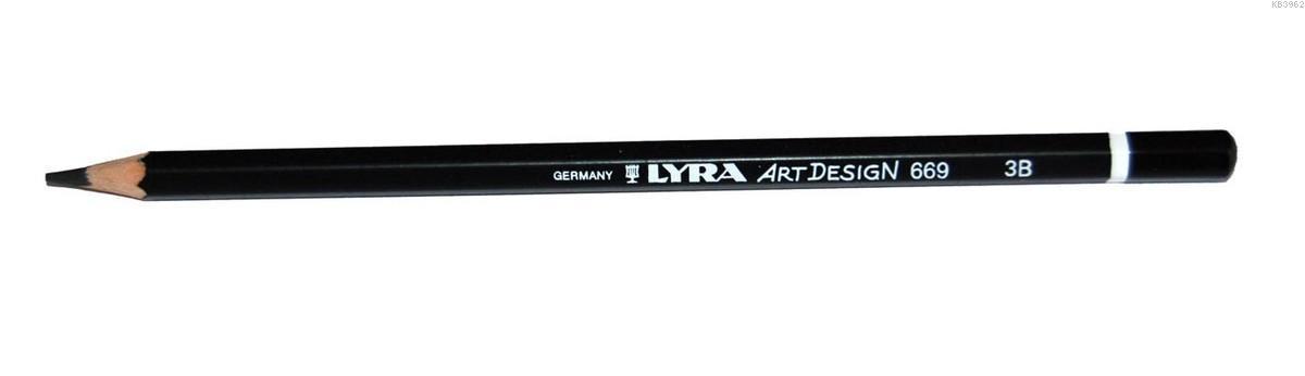 Lyra Dereceli Kalem Art Design 3B L1110103