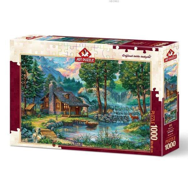Art Puzzle 4223 Masal Evi 1000 Parça