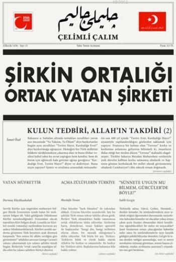 Türk Milliyetçilerinin Mecmuası Yıl:2 Sayı:15