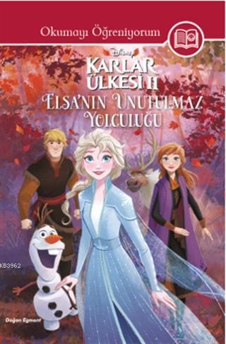 Elsa'nın Unutulmaz Yolculuğu; Disney Karlar Ülkesİ 2