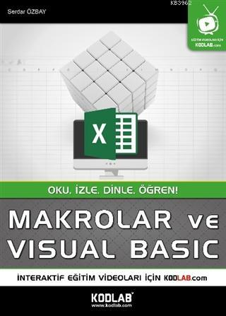 Makrolar ve Visual Basic 2019