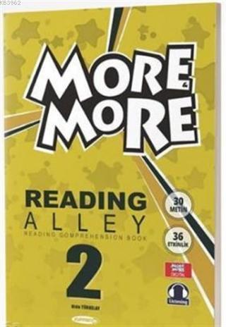 Kurmay Yayınevi 2.Sınıf More & More Englsıh Readıng Alley