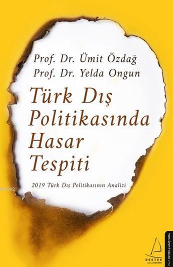 Türk Dış Politikasında Hasar Tespiti; 2019 Türk Dış Politikasının Analizi