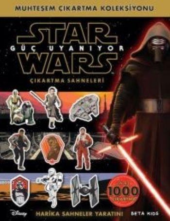 Disney Star Wars - Güç Uyanıyor; Muhteşem Çıkartma Koleksiyonu - Çıkartma Sahneleri
