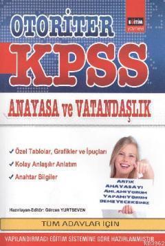 2012 Otoriter KPSS Anayasa ve Vatandaşlık