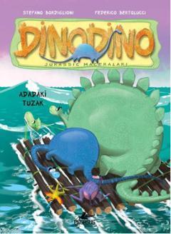 Dinodino 3 - Adadaki Tuzak
