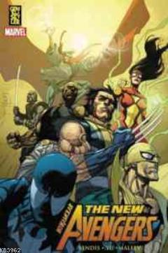 The New Avengers İntikamcılar Cilt: 6 - Devrim