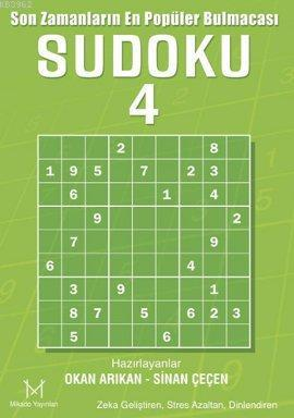 Sudoku 4; Son Zamanların En Popüler Bulmacası