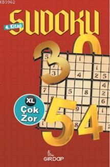 Sudoku 4. Kitap - Çok Zor