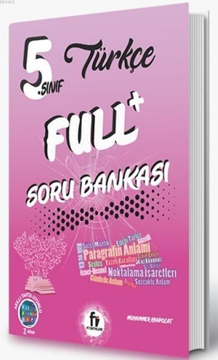 Fi Yayınları 5. Sınıf Türkçe Full Soru Bankası Fi