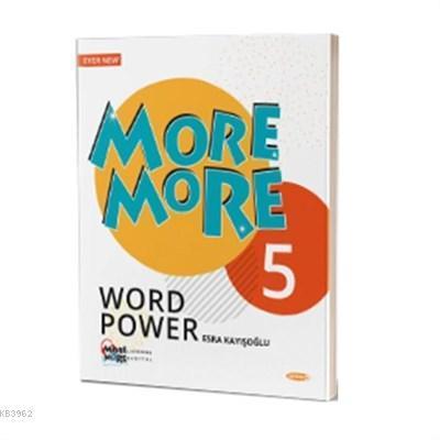 Kurmay Yayınevi 5.Sınıf More & More Englısh Wordpower (Kelime Bankası)