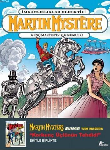 Martin Mystere Özel Seri 3; Genç Martin'in Gizemleri