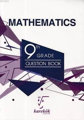 9Th Grade Mathematics Question Book