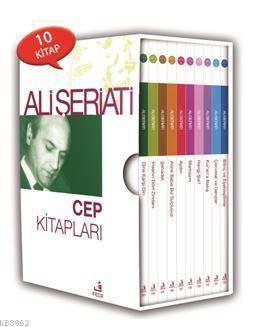 Ali Şeriatı Cep Kitapları (Kutulu Set)