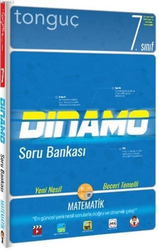 Tonguç 7.Sınıf Matematik Dinamo Soru Bankası