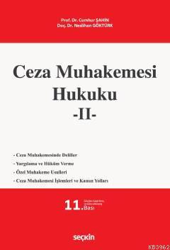 Ceza Muhakemesi Hukuku - 2