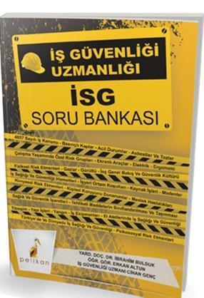 İş Güvenliği Uzmanlığı İSG Soru Bankası