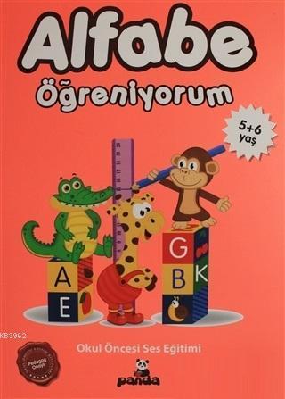 Alfabe Öğreniyorum 5 + 6 Yaş; Okul Öncesi Ses Eğitimi