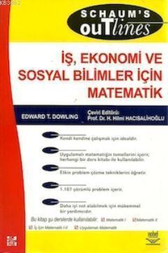 İş Ekonomi ve Sosyal Bilim Öğrencileri Için Matematik