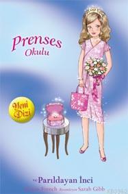 Prenses Okulu 15 - Prenses Georgia ve Parıldayan İnci (7+ Yaş); Yakut Köşkler'de