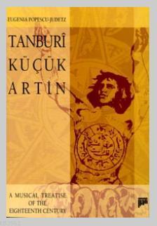 Tanburi Küçük Artin; A Musical Treatise Of The Eighteenth Century