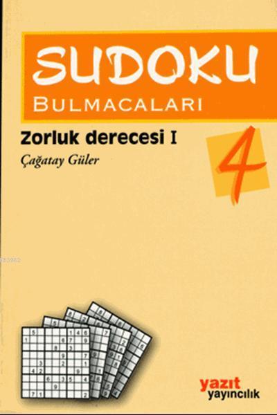 Sudoku Bulmacaları 4