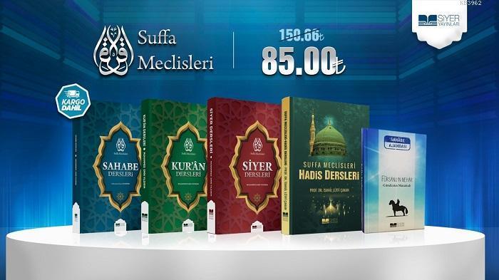Suffa Meclisleri Kitap Kampanyası