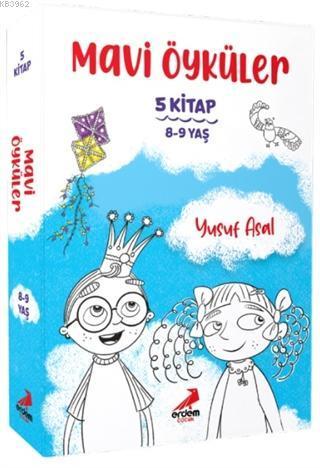 Mavi Öyküler (5 Kitap)