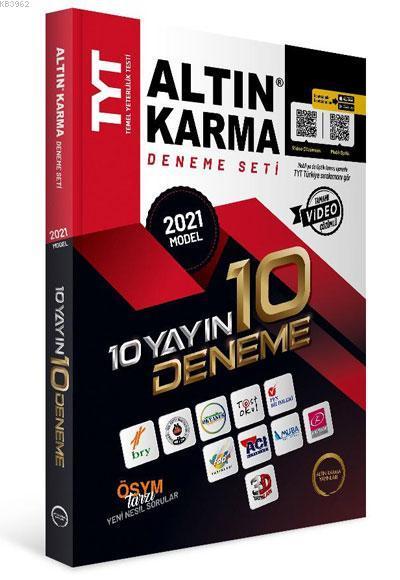Altın Karma  TYT 10'lu Deneme