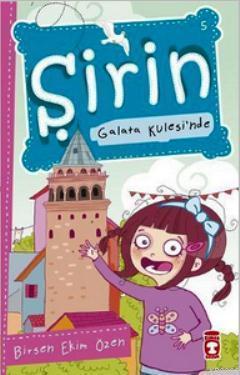 Şirin Galata Kulesi'nde - İstanbulu Geziyorum 1
