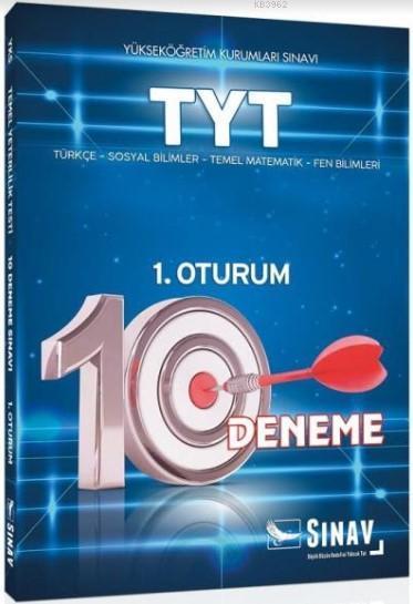 TYT 10 Deneme 1. Oturum