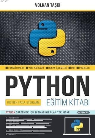 Python Eğitim Kitabı