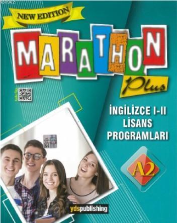 2. Marathon Plus  İngilizce 1-2 Lisans Programları A2