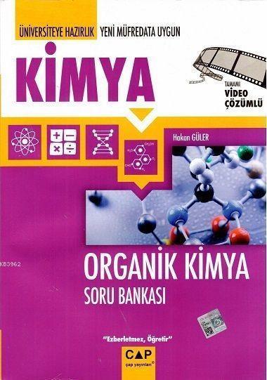 Üniv. Haz Organik Kimya Soru Bankası- 2019-20