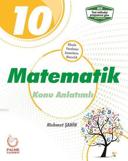 10. Sınıf Matematik Konu Anlatımlı YENİ