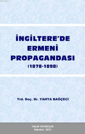 İngilterede Ermeni Propagandası (1878-1898)