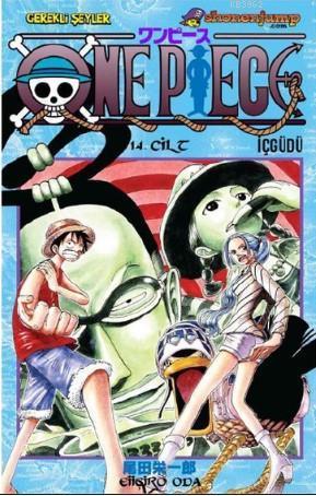 One Piece - 14. Cilt; İçgüdü