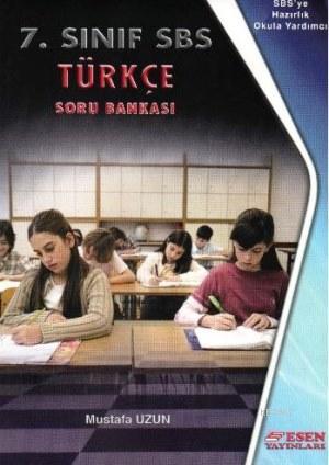 Esen Yayınları 7. Sınıf Türkçe Soru Bankası Esen